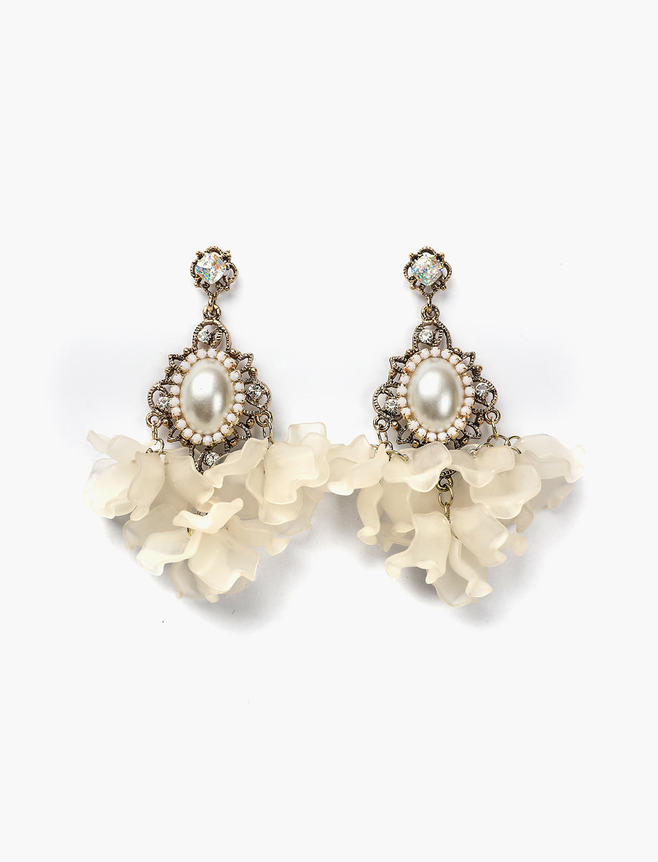 LONDON BRIDE EARRING